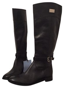 Antonio Melani Black leather Boots