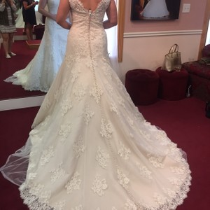 Justin Alexander Justin Alexander 8703 Wedding Dress