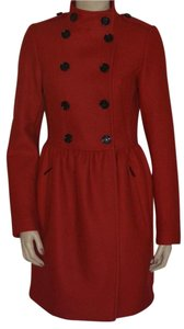 Burberry Wool New Cashmere Trench Coat
