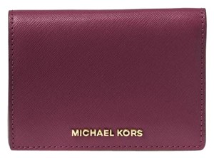 Michael Kors MICHAEL KORS Jet Set Travel small Card Holder coin wallet
