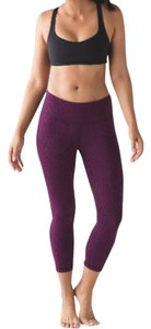 Lululemon Wunder Under Crop III *21