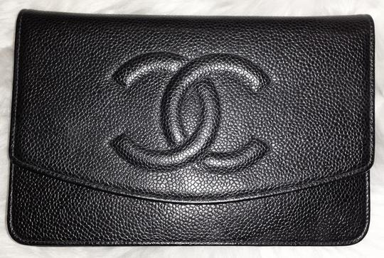 Chanel Woc Timeless Flap Wallet On A Chain Classic Cross Body Bag Image 5