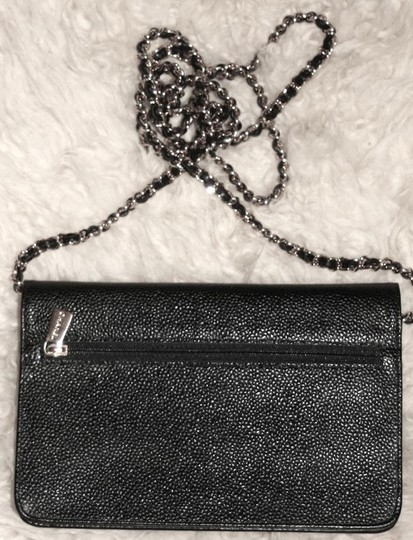 Chanel Woc Timeless Flap Wallet On A Chain Classic Cross Body Bag Image 8