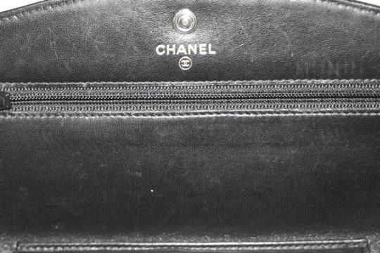 Chanel Woc Timeless Flap Wallet On A Chain Classic Cross Body Bag Image 9