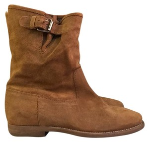 J.Crew wine barrel Boots
