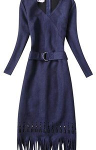 Other short dress blue on Tradesy