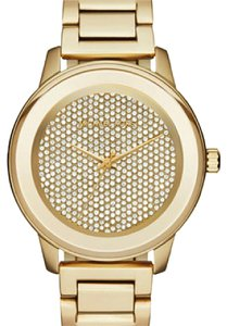 Michael Kors Michael Kors Women's Gold-Tone Bracelet Watch