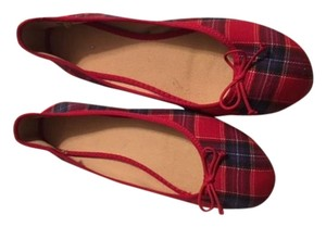 Old Navy Cute Plaid Flats
