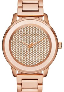 Michael Kors Michael Kors Women's Rose Gold-Tone Bracelet Watch