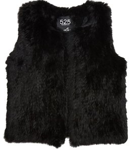 525 America Fur Rabbit Fur Vest