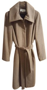 Calvin Klein Wool New Trench Coat