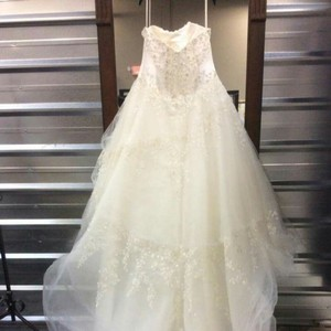Casablanca 1235 Wedding Dress