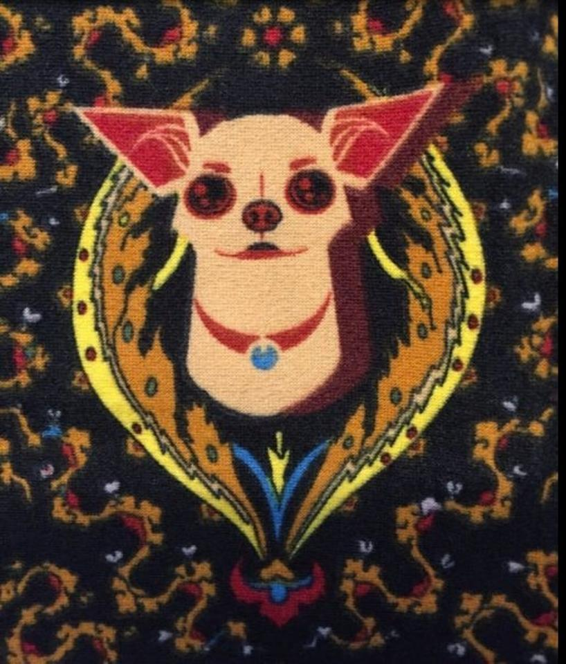 50aeedaeb7aed0 LuLaRoe Christmas Ornament Os Chihuahua Puppy Dog Black Unico ...