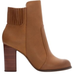 Zara Ankle Tan Ankle Size 11 Brown Boots