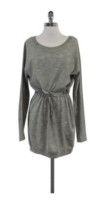 Rag & Bone short dress Grey Heathered Cotton on Tradesy