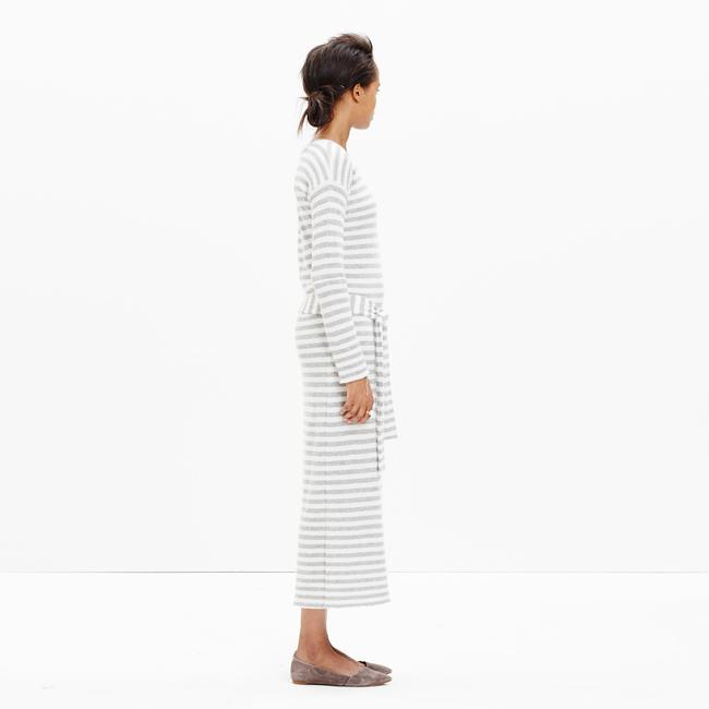 Gray Maxi Dress by Madewell Image 2