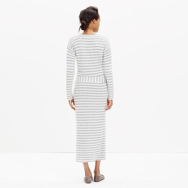 Gray Maxi Dress by Madewell Image 3