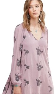 Free People short dress Elderberry on Tradesy