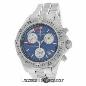 Breitling Mint Breitling Colt Transocean Yachting Shark A53040.1 41mm