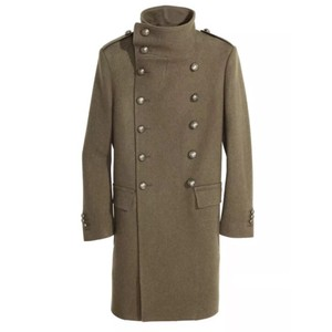 Balmain x H&M Trench Coat