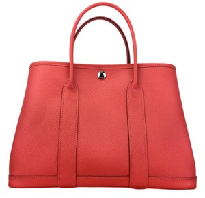 Hermès Tote in Rose Jaipur
