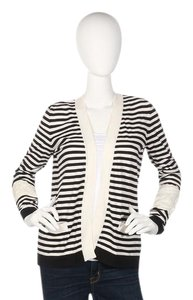 Chanel Ch.ek1108.13 Sweater Lace Two-tone New Cardigan