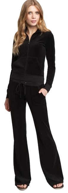 Preload https://img-static.tradesy.com/item/2030699/juicy-couture-black-velour-long-sleeve-classic-iconic-hoodie-zip-up-activewear-jacket-size-petite-2-0-0-650-650.jpg