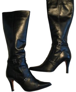 Faonnable Black Boots