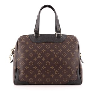Louis Vuitton Retiro Canvas Shoulder Bag