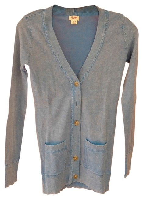 Preload https://item2.tradesy.com/images/mossimo-supply-co-blue-other-cardigan-size-petite-2-xs-2030716-0-0.jpg?width=400&height=650