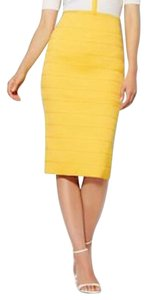 New York & Company Pencil Skirt DELIGHTFUL DAISY