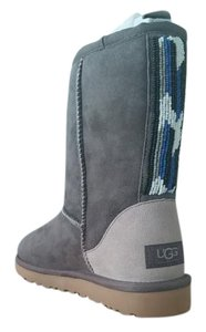 UGG Australia Boot Bootie Short Winter Charcoal Boots