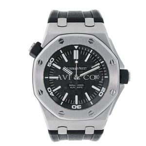 Audemars Piguet Audemars Piguet Royal Oak Offshore Stainless Steel Divers Watch