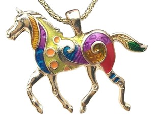 Betsey Johnson Betsey Johnson Horse Necklace N2010