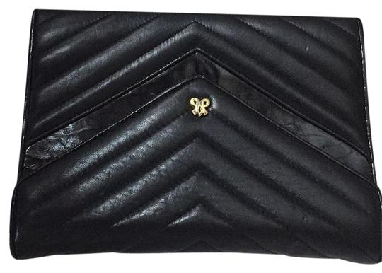 Jay Herbert New York black Clutch Image 1