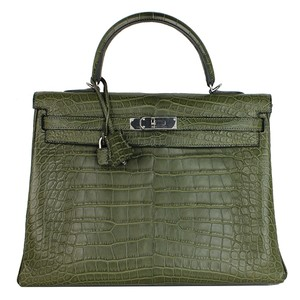 Hermès Tote in green