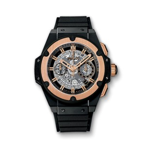 Hublot Hublot Classic Fusion Unico Ceramic King Gold Chronograph Watch
