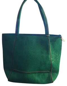 Esbag Collection Tote in Green