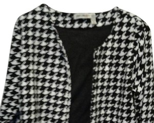 Gold Flava #cropped Jacket Casual Holiday Lined Black and White Blazer