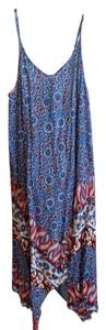 Blue Maxi Dress by Francesca's