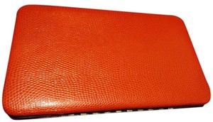 Kristine Accessories Inc Kristine red leather hardcase wallet
