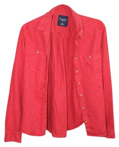 American Eagle Outfitters Red Jacket