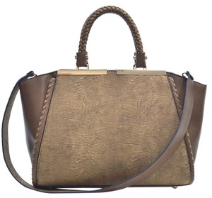 Other Vintage Classic Big Handbag The Treasured Hippie Professional Satchel in Coffee