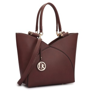 Classic Professional Tote in Coffee