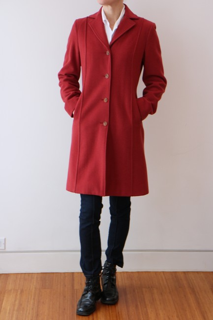Cole Haan Lovely Lady Like Coat Image 1