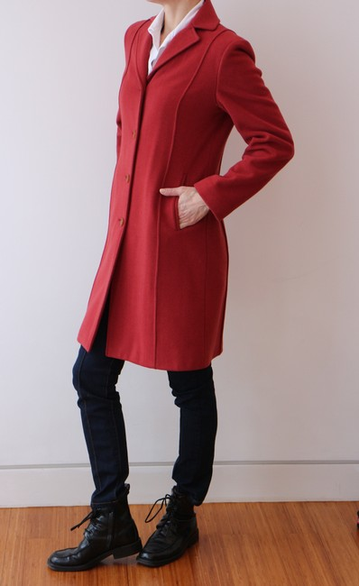 Cole Haan Lovely Lady Like Coat Image 4