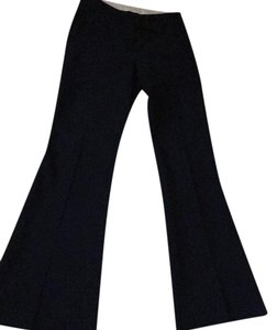 Theory Boot Cut Pants black
