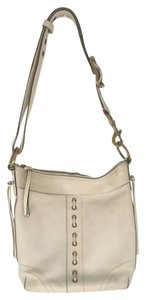 Coach Boho Tassles Leather Shoulder Bag