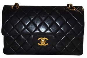 Chanel Vintage Small Classic Flap Shoulder Bag