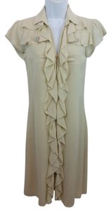 Valentino short dress Silk on Tradesy